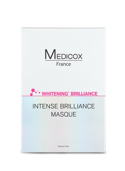 Whitening+ Brilliance Intense Brilliance Masque