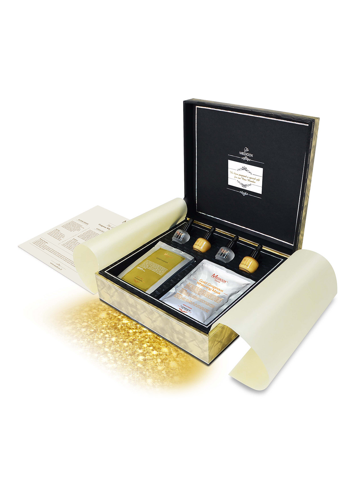 Gorgeous Whitening Professional Set