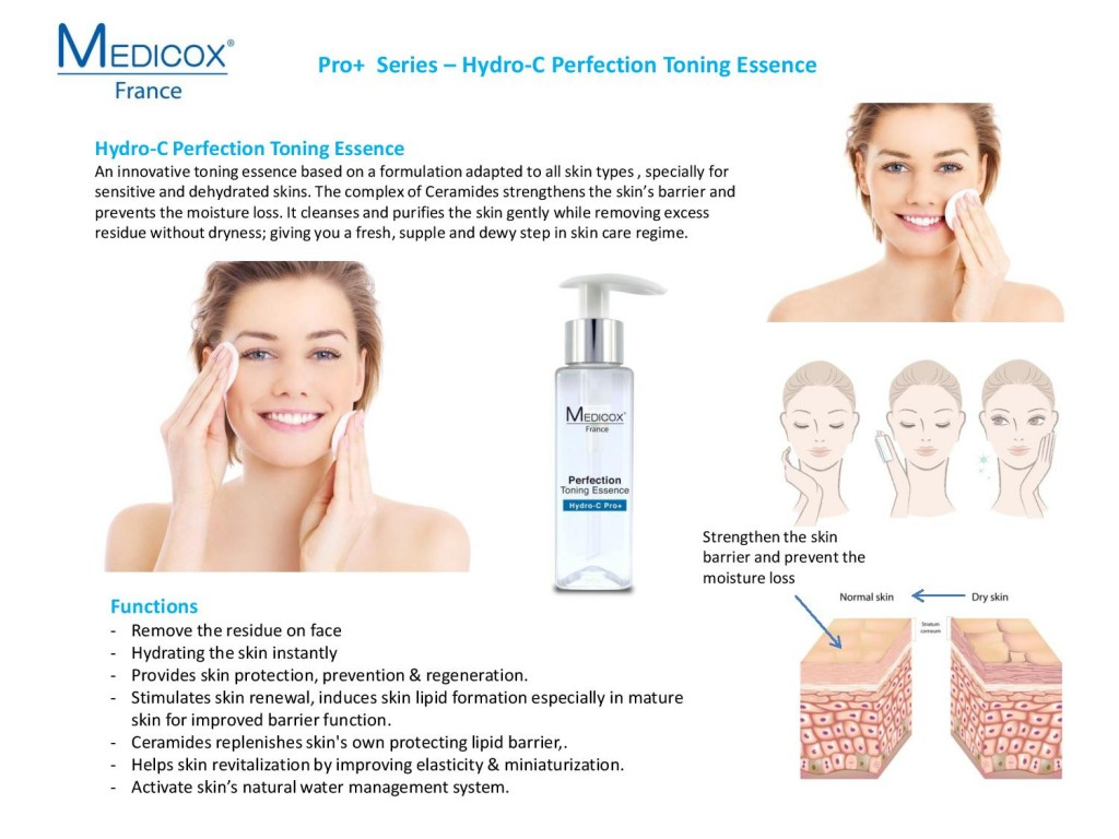 Hydro-C Perfection Toning Essence