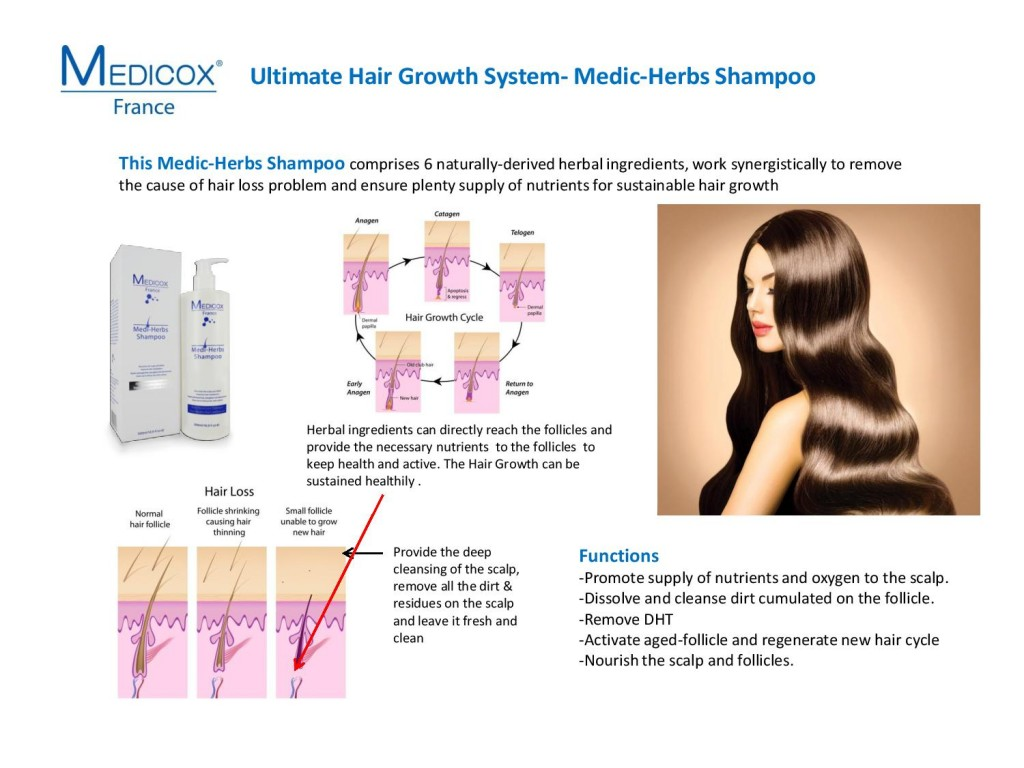 Medi-Herbs Shampoo