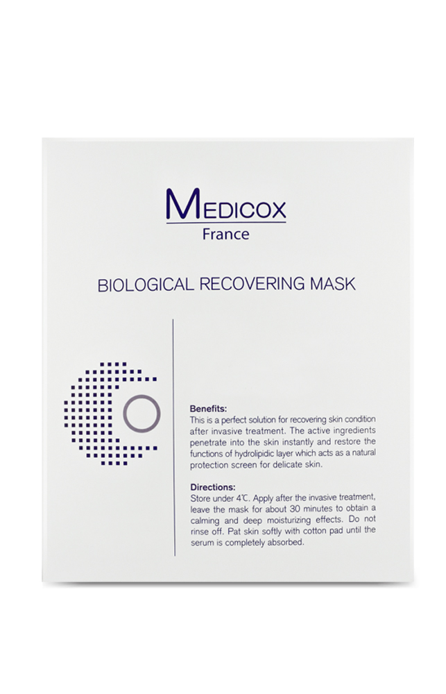 BIOLOGICAL RECOVERING MASQUE